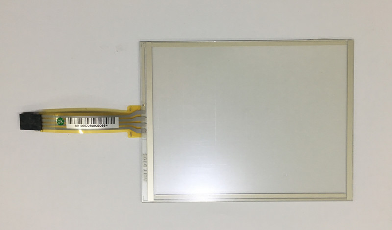 Touch Glass Panel for AMT9105 Taiwan 5.88 inch 4-wire resistive