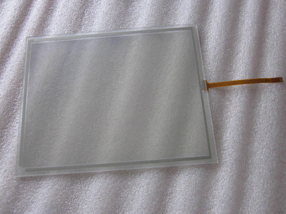 Touch Screen Glass and Protective film for Weintek Weinview MT510T Touchpad HMI Panel