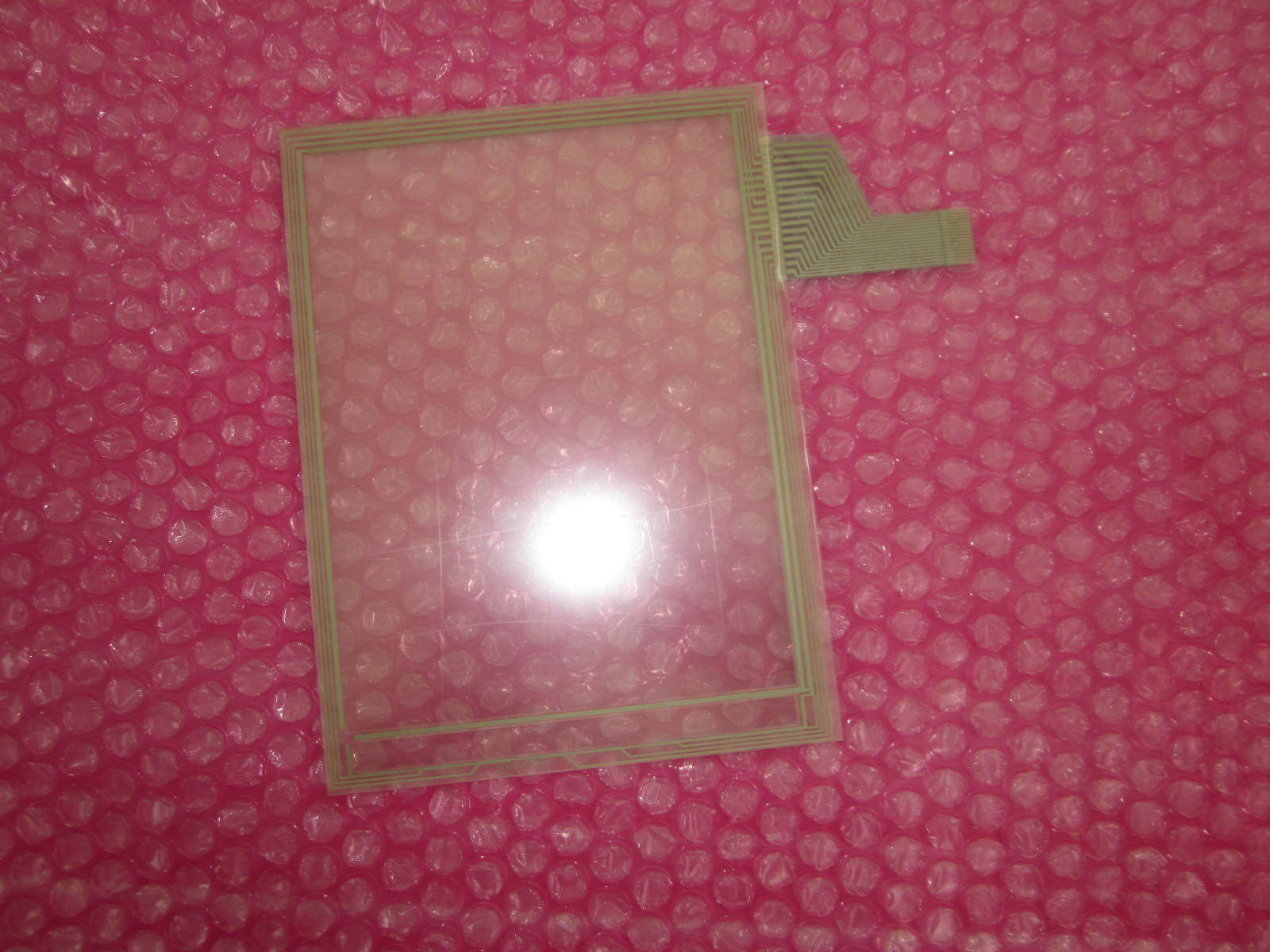 Touch Screen Glass for A5E00205799 Touchpad HMI Panel