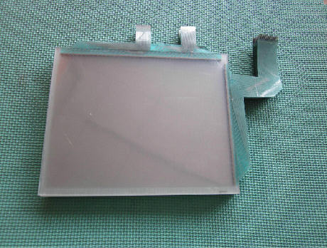 Touch Screen Glass for A970G0T-SBA Touchpad HMI Panel