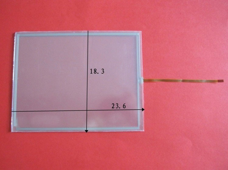 Touch screen glass panel for 6AV6545-5FC10-0CJ0 MP270-10 HMI