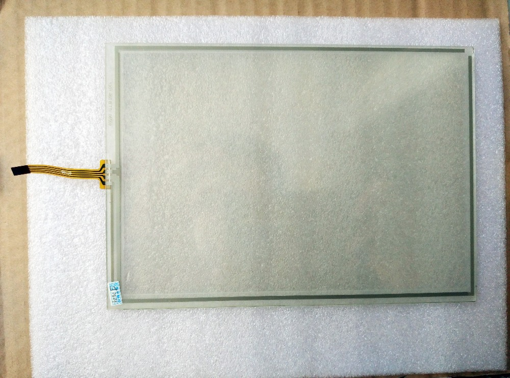 Touch screen glass panel for DOP-A80THTD1 DOP-AE80THTD HMI