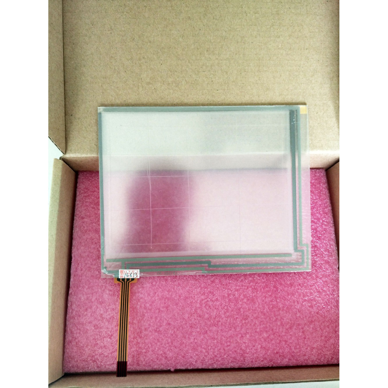 Touch screen glass panel for MT506L MT506LV45WV MT506LV45GWV