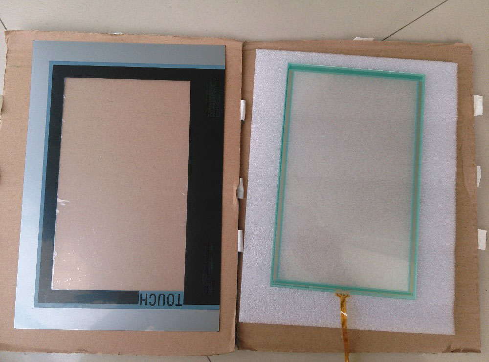 Touch screen panel+protective film for TP900 6AV2124-0JC01-0AX0