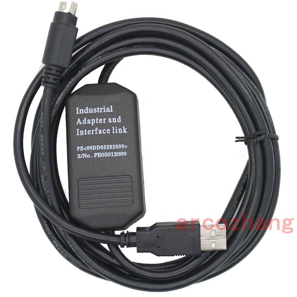 USB-LG PLC Programming Cable for K10S K10S1 plc communication cable