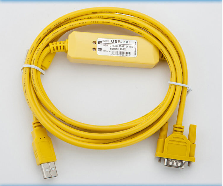 USB-PPI   2.5 meters   USB-9 pin male