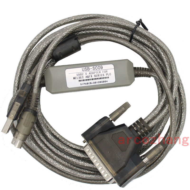 usb sc09 programming cable with driver plc cable Ⅲ