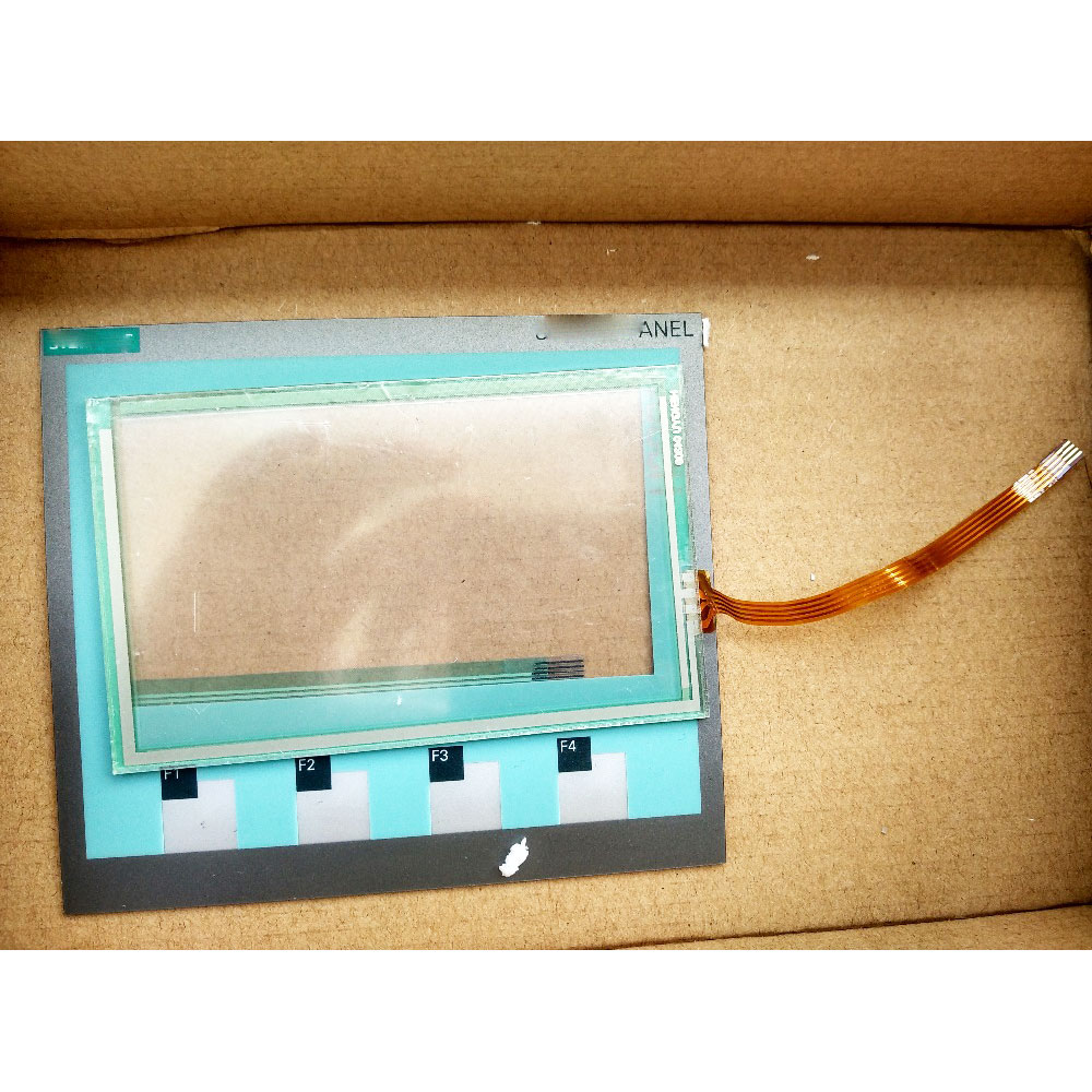 6AV6647-0AK11-3AX0,6AV6 647-0AK11-3AX0 KTP400 Compatible Touch Glass Panel +film