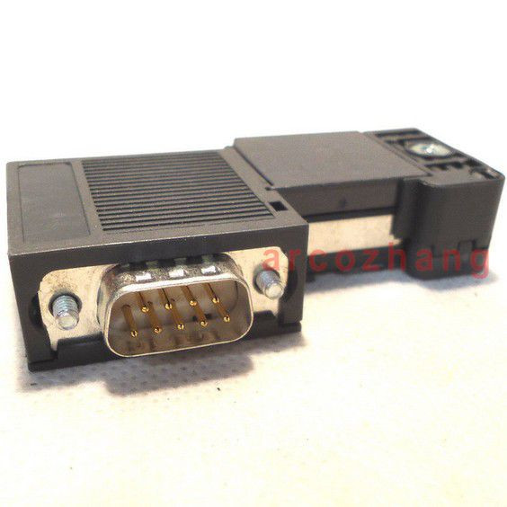 6ES7972-0BA52-0XA0 rapid bus connector 90 degrees without programming port