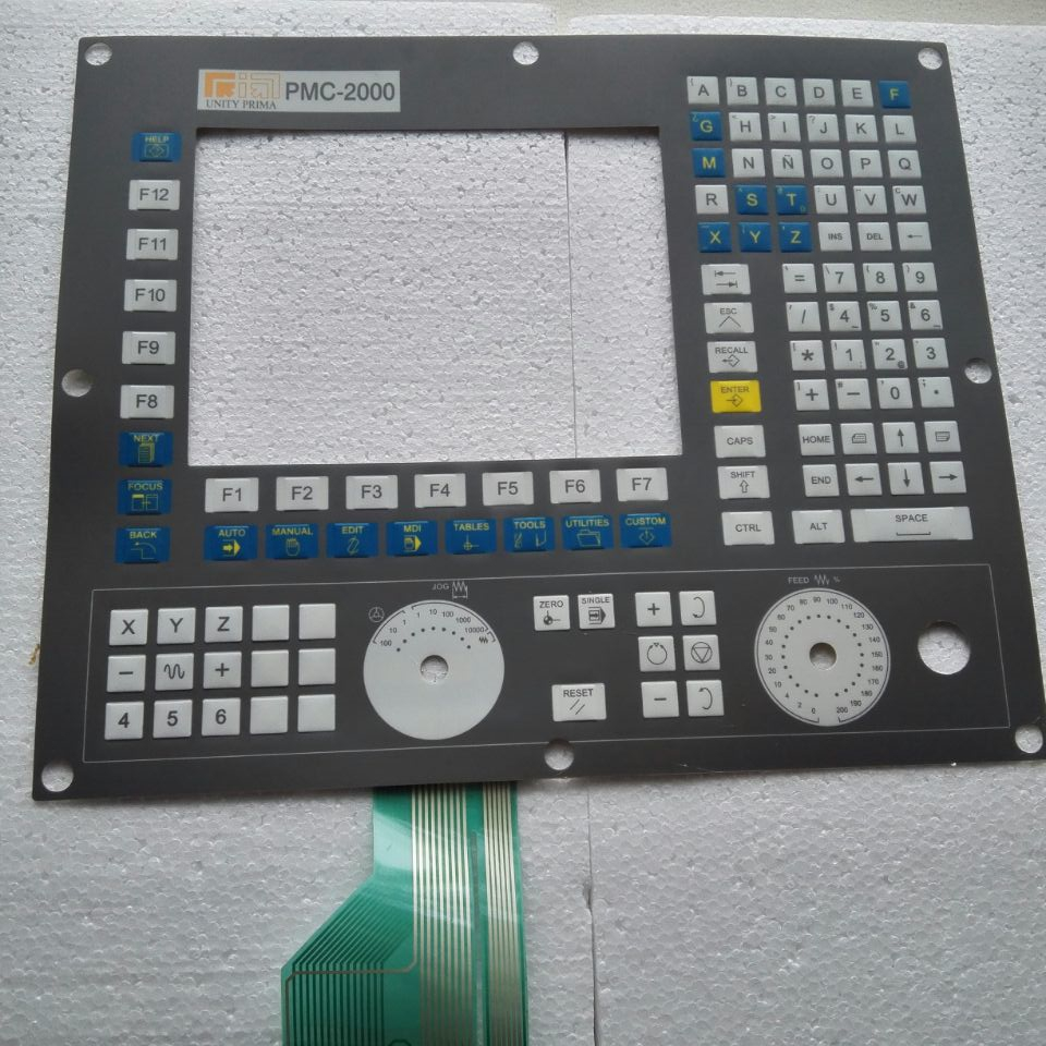 8070-OL-ICU Prima laser PMC-2000 for Fagor Membrane Keypad buttons