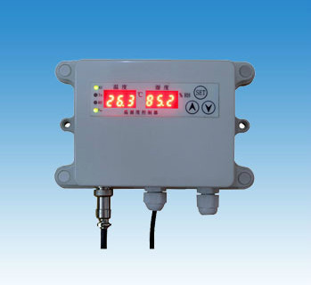 Agricultural greenhouse dedicated controller of temperature and humidity temperature and humidity display instrument