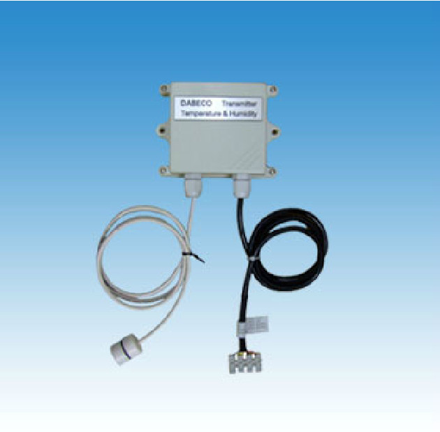 Dedicated outdoor temperature and humidity measurements split type temperature and humidity transmitter RS485 interface