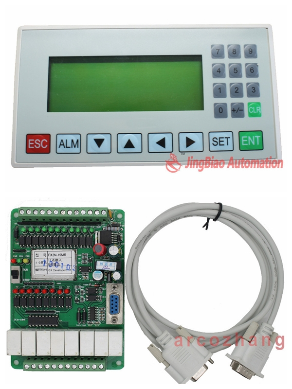 display screen HMI MD204L OP320-A+19MR 11in/8 relay output