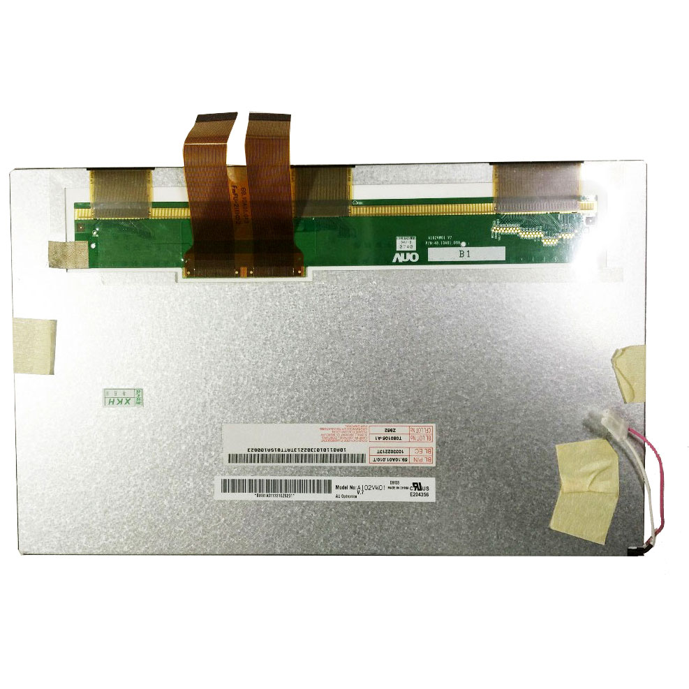 A102VW01 V7 AUO 10.2inch DVD industrial LCD Display Panel
