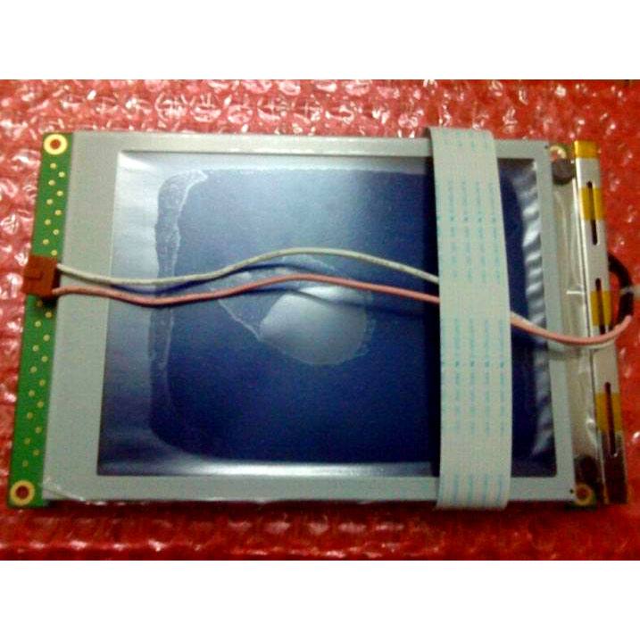 DMF-50840NB-FW(blue screen version of DMF-50840NF-FW) replacement part new STN LCD panel
