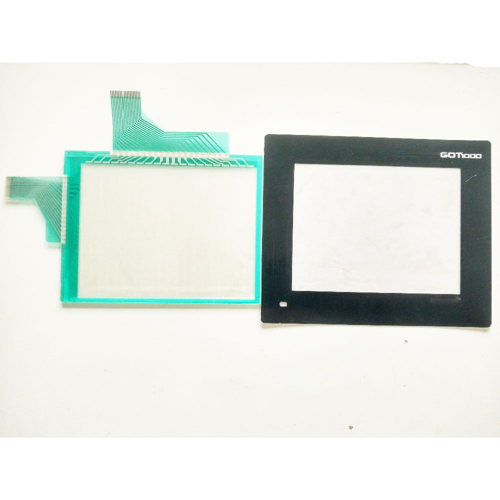 GT1150-QLBD 5.7'' Touch Screen Glass for GT1150-QBBD-C LCD Touchpad HMI Panel