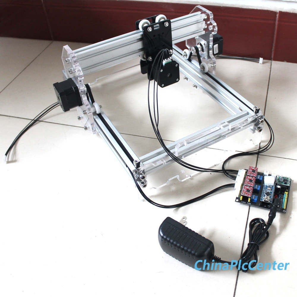 17x20cm Desktop Laser Engraver Engraving Cutting Machine DIY CNC Arduino Kit
