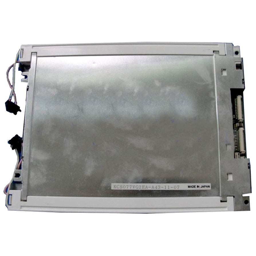KCS077VG2EA-A43 KCS077VG2EA Original A+ Grade 7.7 inch 640*480 LCD Display for Industrial Equipment by KYOCERA