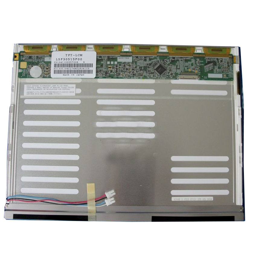 "L5F30515P00 AG133ZJ New Original 13.3"" inch CCFL Arms Control Computer LCD Display for Panasonic CF-30"